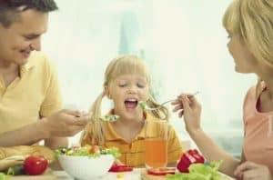 Asupan nutrisi untuk anak