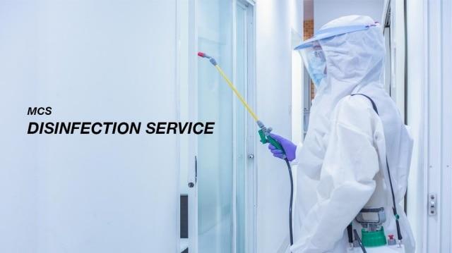 Disinfection service PT Mitratama Cipta Selaras