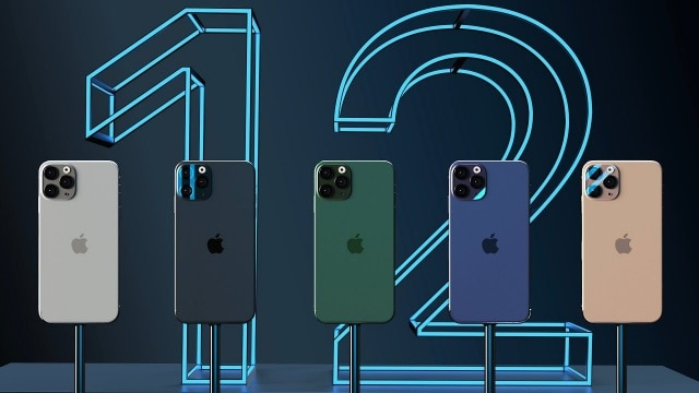 Pilihan iPhone 12 series