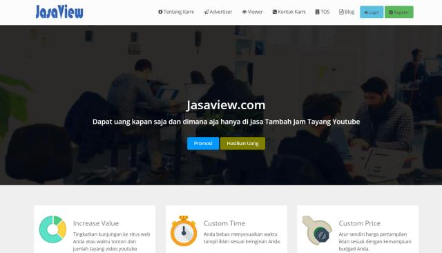 jasaview