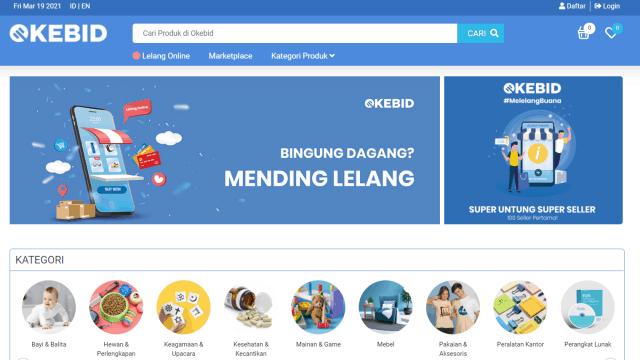 okebid.com