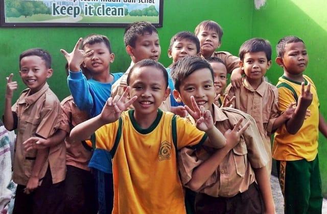 Donasi program sponsor anak