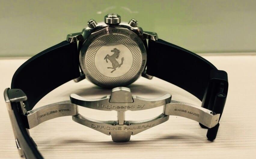 Jam Tangan Ferrari Chronograph