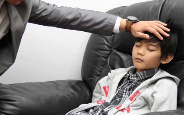 Hipnoterapi Anak, percaya diri pada anak
